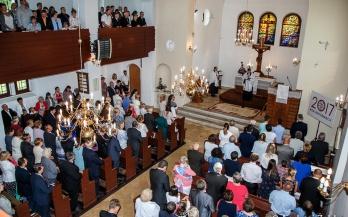 Z Bożej Perspektywy… – Pamiątka Poświęcenia Kościoła w Żorach