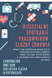 Spotkanie Służby Zdrowia