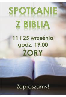 Spotkanie z Biblią