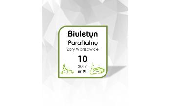 Biuletyn Parafialny październik 2017