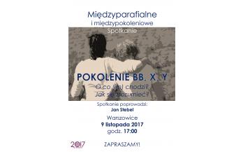 Międzyparafialne i Międzypokoleniowe spotkanie w Warszowicach