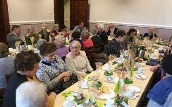 Przedświąteczne spotkania Seniorów