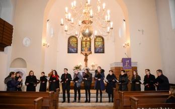 Pasyjnie w Żorach – XIII Ogólnopolski Przegląd Chórów Kościelnych Pieśni Pokutnej i Pasyjnej