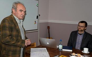 Luter znany i nieznany – to temat marcowego zebrania PTEw w Żorach